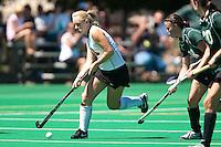 STANFORD, CA - SEPTEMBER 6: Kelsey Lloyd plays against Michigan State on September 6, 2010 in Stanford, California.