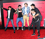LOS ANGELES, CA - NOVEMBER 18: The Janoskians arrives at   THE HUNGER GAMES: CATCHING FIRE L.A. Premiere held at Nokia Live  in Los Angeles, California on November 18,2012                                                                               © 2013  Hollywood Press Agency