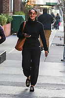 www.acepixs.com<br /> <br /> April 5 2017, New York City<br /> <br /> Tracee Ellis Ross seen heading to her TriBeCa hotel on April 5 2017 in New York City. <br /> <br /> By Line: John Peters/ACE Pictures<br /> <br /> <br /> ACE Pictures Inc<br /> Tel: 6467670430<br /> Email: info@acepixs.com<br /> www.acepixs.com