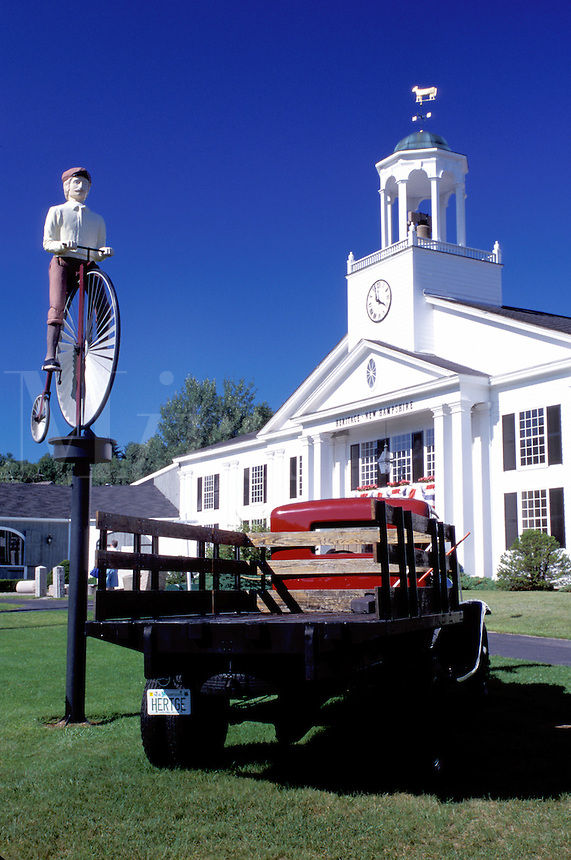 New Hampshire, Glen, NH, museum, attraction, Heritage-New Hampshire.