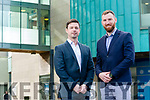 Daniel Foley and Colm Burke Tandem project management Killarney