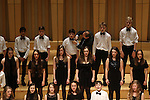 Cathedral School <br /> House Singing<br /> Royal College of Music &amp; Drama<br /> 20.10.14<br /> &copy;Steve Pope-FOTOWALES