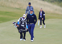 during Round 3 of the 2015 Alfred Dunhill Links Championship at Kingsbarns in Scotland on 3/10/15.<br /> Picture: Thos Caffrey | Golffile