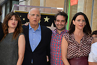 Kathryn Hahn, Jeffrey Tambor, Jay Duplass, Amy Landeker at the Hollywood Walk of Fame Star Ceremony honoring actor Jeffrey Tambor. Los Angeles, USA 08 Aug. 2017<br /> Picture: Paul Smith/Featureflash/SilverHub 0208 004 5359 sales@silverhubmedia.com