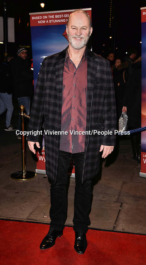 The Kite Runner - press night at the Wyndham's Theatre, Charing Cross Road, London on January 10th 2017<br />