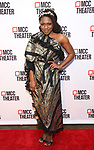 """Nkeki Obi-Melekwe attends the opening night performance after party for the MCC Theater's 'Alice By Heart' at Kenneth Cole's """"The Garage"""" on February 26, 2019 in New York City."""
