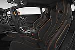 Front seat view of 2015 Lamborghini Huracan LP 6104 2 Door Coupe Front Seat car photos