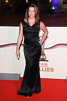 Suzi Perry<br /> at the Millies 2016, Guildhall, London.<br /> <br /> <br /> &copy;Ash Knotek  D3212  14/12/2016