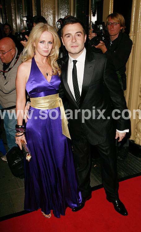 **ALL ROUND PICTURES FROM SOLARPIX.COM**.*WORLDWIDE RIGHTS*.The arrivals at the Pink Ice Ball for Cancer Research UK on 5th October 2007 at the Waldorf Hilton Hotel in London. .This pic:Shane Filan & Gillian Filan.JOB REF:4948-GMT   DATE:05_10_07 .**MUST CREDIT SOLARPIX.COM OR DOUBLE FEE WILL BE CHARGED* *UNDER NO CIRCUMSTANCES IS THIS IMAGE TO BE REPRODUCED FOR ANY ONLINE EDITION WITHOUT PRIOR PERMISSION*
