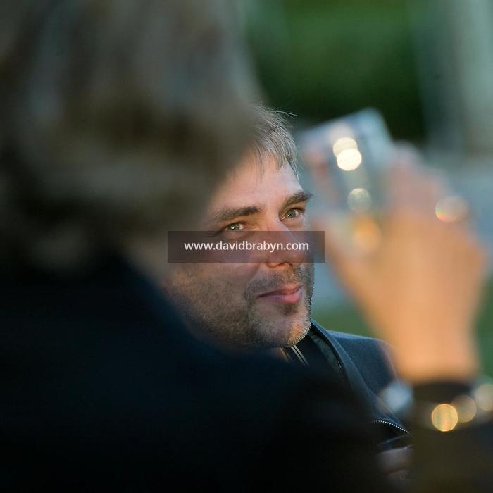 Thomas de Thier, 20 ans de la Fondation Groupama-Gan pour le Cinema, Le Cannet, France, 17 mai 2007.