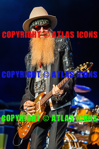 ZZ TOP, 2016, CHRIS SCHWEGLER