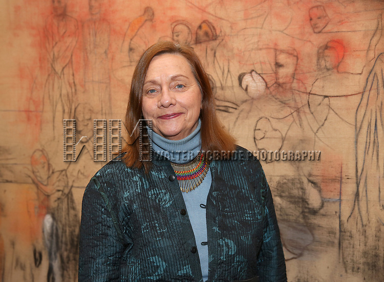 Dale Soules attends The Vineyard Theatre's Emerging Artists Luncheon at The National Arts Club on November 9, 2017 in New York City.