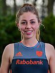 HOUTEN - Laura Nunnink.   selectie Nederlands damesteam voor Pro League wedstrijden.       COPYRIGHT KOEN SUYK