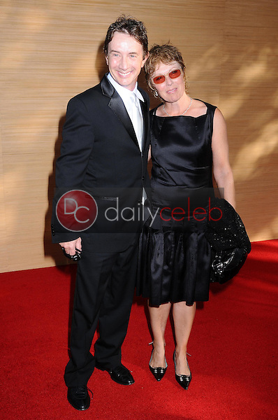 Martin Short and Nancy Dolman<br />