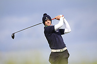 Martin Vorster (RSA) on the 10th tee during Round 4 of The East of Ireland Amateur Open Championship in Co. Louth Golf Club, Baltray on Monday 3rd June 2019.<br /> <br /> Picture:  Thos Caffrey / www.golffile.ie<br /> <br /> All photos usage must carry mandatory copyright credit (© Golffile | Thos Caffrey)
