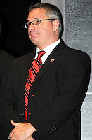 DC United General Manager Dave Kasper.   At the 6th Annual DC United Awards Presentation ,at the Atlas Performing Arts Center in Washington DC ,Wednesday October 27, 2009.