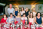 End of year parties for staff of Abbeydorney National School at the Brogue on Friday