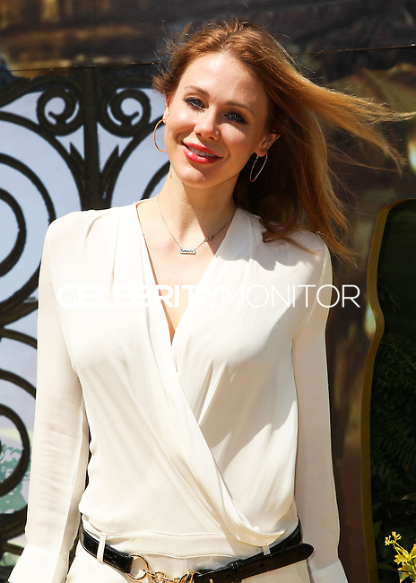 """WESTWOOD, LOS ANGELES, CA, USA - MAY 03: Maitland Ward at the Los Angeles Premiere Of """"Legends Of Oz: Dorthy's Return"""" held at the Regency Village Theatre on May 3, 2014 in Westwood, Los Angeles, California, United States. (Photo by Celebrity Monitor)"""