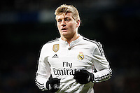 Real Madrid's midfielder  Tony Kroos
