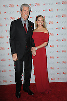 www.acepixs.com<br /> February 9, 2017  New York City<br /> <br /> Terry J. Lundgren and Tina Stephan attending the American Heart Association's Go Red For Women Red Dress Collection 2017 presented by Macy's at Fashion Week at Hammerstein Ballroom on February 9, 2017 in New York City.<br /> <br /> Credit: Kristin Callahan/ACE Pictures<br /> <br /> <br /> Tel: 646 769 0430<br /> Email: info@acepixs.com