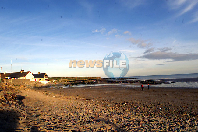 Clogherhead..Picture Paul Mohan Newsfile