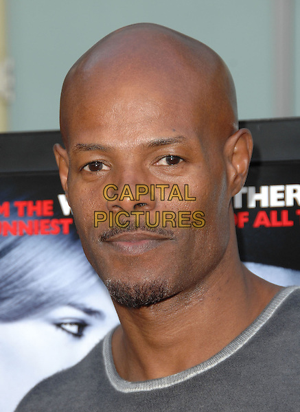 KEENEN IVORY WAYANS.Paramount presents Dance Flick Los Angeles Premiere held at The Arclight Theatre, Hollywood, California, USA..May 20th, 2009.headshot portrait goatee facial hair grey gray .CAP/ADM/KB.©Kevan Brooks/AdMedia/Capital Pictures.