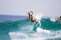 KELLY SLATER (USA) warming up for the Quiksilver Pro Snapper Rocks,  Gold Coast, Queensland, Australia.  Photo: Joli