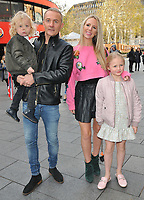 Naomi Isted and her family at the &quot;Daddy's Home 2&quot; VIP film screening, Vue West End cinema , Leicester Square, London, England, UK, on Sunday 12 November 2017.<br /> CAP/CAN<br /> &copy;CAN/Capital Pictures