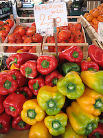 ITALY--VENICE--Markets & Food