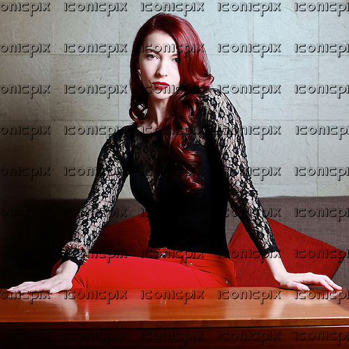 CHRYSTA BELL - portrait photosession in Paris France - 02 Dec 2012.  Photo credit: TRIP/Dalle/IconicPix