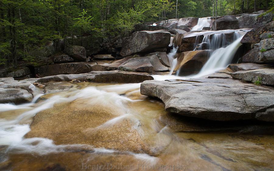 Diana's bath, New Hampshire
