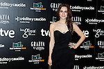 Actress Aura Garrido attends Goya Cinema Awards 2014 red carpet at Centro de Congresos Principe Felipe on February 9, 2014 in Madrid, Spain. (ALTERPHOTOS/Victor Blanco)