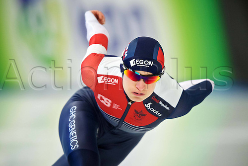 05.03.2016. Berlin Germany. World Championships of Speed skating.   500m Women Martina Sablikova CZE