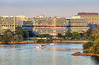 Watergate Hotel Potomac River Washington DC
