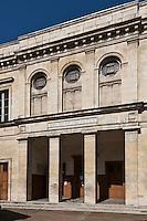 Europe/France/Aquitaine/64/Pyrénées-Atlantiques/Pays-Basque/Bayonne: La Synagogue de Bayonne construite en 1836-1837, dans le quartier Saint-Esprit