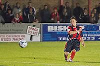 Eastbourne Borough FC (1) v Boreham Wood FC (0) 23.11.13