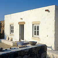 Island escape - Patmos, Greece