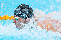 Picture by Alex Whitehead/SWpix.com - 05/04/2018 - Commonwealth Games - Swimming - Optus Aquatics Centre, Gold Coast, Australia - Daniel Hunter of New Zealand competes in the Men's 50m Butterfly heats.