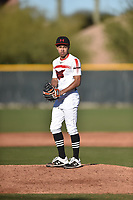 ***UNEDITED PREVIEW IMAGE - IMAGES WILL BE SORTED BY TEAM/PLAYER AFTER THE TOURNAMENT***<br /> <br />  Under Armour All-America Tournament powered by Baseball Factory on January 19, 2020 at Sloan Park in Mesa, Arizona.  (Zachary Lucy/Four Seam Images)