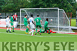 Kerry goal by Kevin Williams  In the SSE Airtricity Under 17 League Kerry V UCD at Mounthawk Park on Sunday