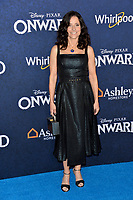 """LOS ANGELES, CA: 18, 2020: Julia Louis-Dreyfus at the world premiere of """"Onward"""" at the El Capitan Theatre.<br /> Picture: Paul Smith/Featureflash"""