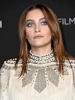 03 November 2018 - Los Angeles, California - Paris Jackson. 2018 LACMA Art + Film Gala held at LACMA.  <br /> CAP/ADM/BT<br /> &copy;BT/ADM/Capital Pictures