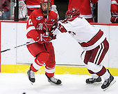 Jordan Kary (Cornell - 17), Danny Biega (Harvard - 9) - The visiting Cornell University Big Red defeated the Harvard University Crimson 2-1 on Saturday, January 29, 2011, at Bright Hockey Center in Cambridge, Massachusetts.