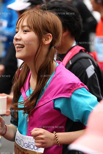 Rola Chen, .FEBRUARY 26, 2012 - Marathon : .Tokyo Marathon 2012 .in Tokyo, Japan. .(Photo by YUTAKA/AFLO SPORT) [1040]