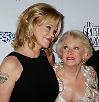 Melanie Griffith, mom Tippi Hedren<br /> 3/20/2010<br /> Photo By Russell Einhorn/PHOTOlink.net