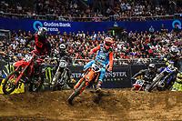 2-Stroke / Ryan Marmont<br /> 2018 SX Open - Sydney <br /> Australian Supercross Championships<br /> Qudos Bank Area / Sydney Aus<br /> Saturday Nov 10th 2018<br /> © Sport the library/ Jeff Crow / AME