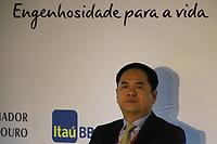 SÃO PAULO, SP, 09.09.2019 - POLITICA-SP - Yang Wanming, Embaixador da China no Brasil, participa da Conferência Anual do Conselho Empresarial Brasil-China (CEBC), no Hotel Renaissance, no Bairro do Jardins em São Paulo, nesta segunda-feira, 9. (Foto Charles Sholl/Brazil Photo Press)