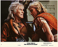 Star Trek II: The Wrath of Khan (1982) <br /> Lobby card<br /> *Filmstill - Editorial Use Only*<br /> CAP/KFS<br /> Image supplied by Capital Pictures