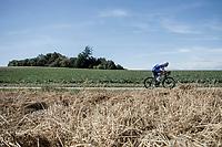 Zdenek Stybar (CZE/Quick Step Floors)<br /> <br /> Binckbank Tour 2018 (UCI World Tour)<br /> Stage 6: Riemst (BE) - Sittard-Geleen (NL) 182,2km