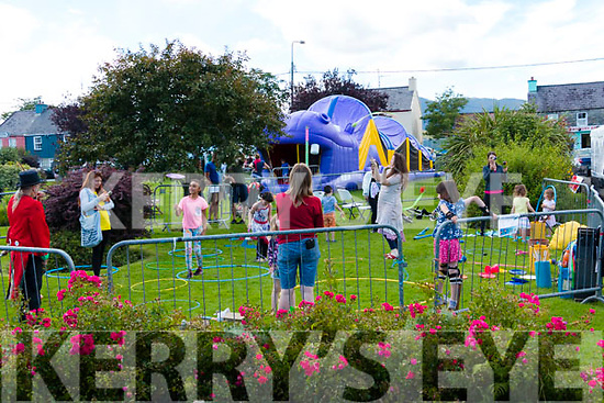 The Sneem festival on Saturday